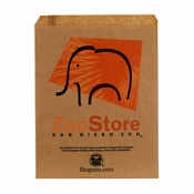 Paper Merchandise Bags, Retail Shopping Bags - Paper, Plastic